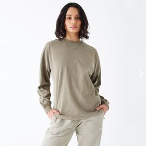 NWT Kith Women Lucy L/S Tee